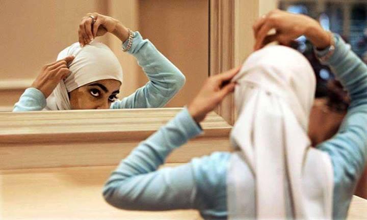 حجاب پوشش اسلامی