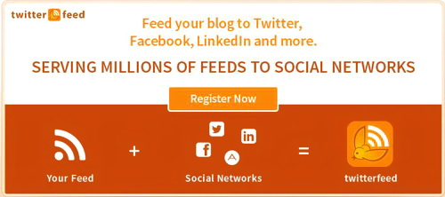 ارسال خودکار مطالب سایت به شبکههای اجتماعی